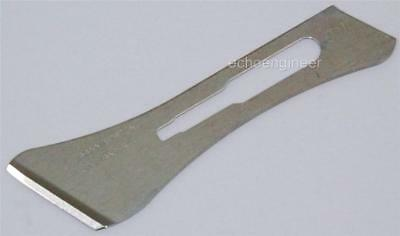 100 - SWANN MORTON STERILE SCALPEL BLADES, No.9 to fit No.3 HANDLE, UK MADE