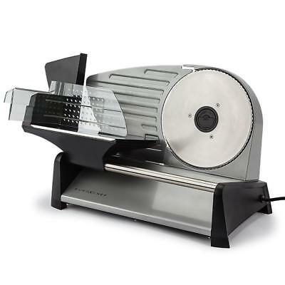 Silver 150W Electric Meat Slicer -MS19S