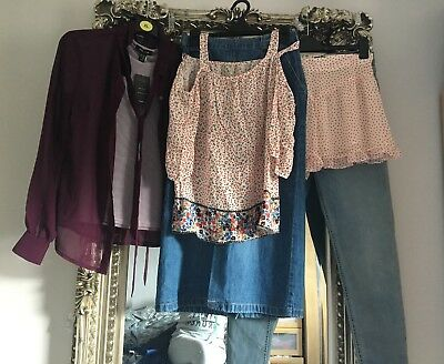 ladies clothes bundle size 10, 6 Items, All Perfect, Good Selection Of Styles.