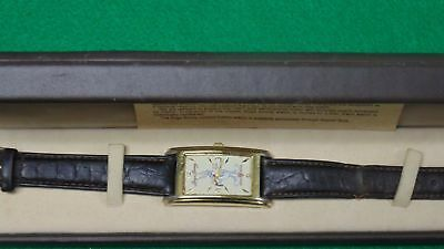 Rare 1992 Limited Edition Bugs Bunny Watch by Pedre Quartz Watches for WB DJ670
