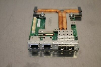 C63Dv 0C63Dv Dell X520/i350 Daughter Card 10Gbe Network Card For R620 R720 Qty