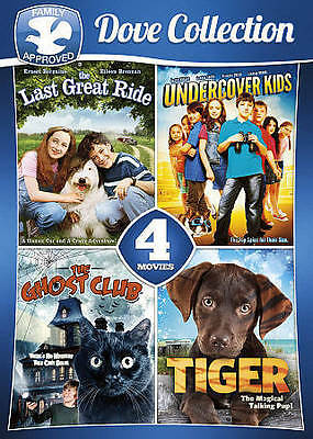 4-Movie Family Dove Collection 2 (DVD, 2016)