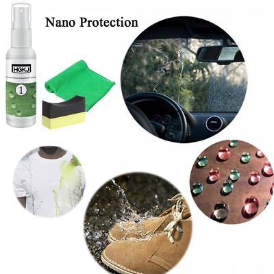 50ml Spray Nano Coating Hydrophobic Waterproof Agent Shoes Protection Cover
