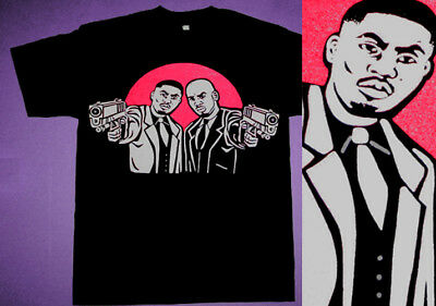 New Belly Nas DMX Infrared  shirt nasir supreme 6 vi  movie tee Cajmear M-3XL