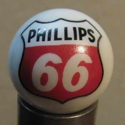 Phillips 66 Gasoline 1-Inch Glass Advertising Marble - Gas Fuel Oil