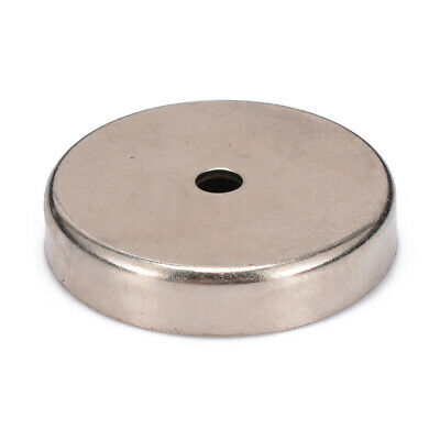 7.2KG 36mm Magnets Disc Ring Round With 5mm Hole Ferrite Super Strong Magnet