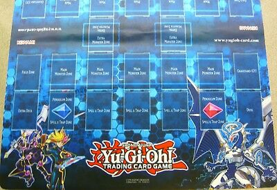 Yu-Gi-Oh  Double Playmat New & Sealed