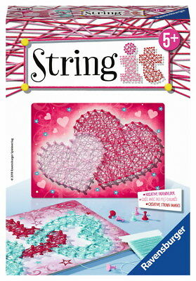 Ravensburger Creation String it Mini Heart 18033