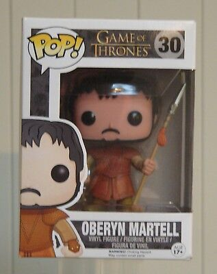Funko Pop Vinyl GAME OF THRONES Oberyn