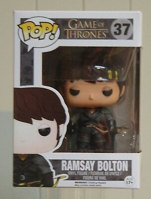Funko Pop Vinyl GAME OF THRONES Ramsay Bolton