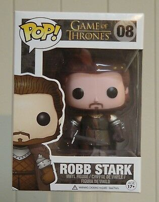 Funko Pop Vinyl GAME OF THRONES Robb Stark