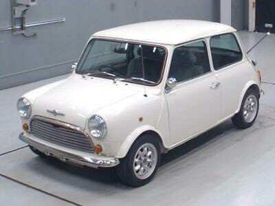 Classic Rover Mini 1300 Manual Mk1 Extras Low Mileage Japanese Import