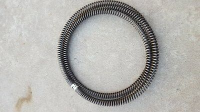 10M (4Pcex2.5m)16mm Plumber Drain Snake Pipe Pipeline Sewer Cleaner Spring Cable