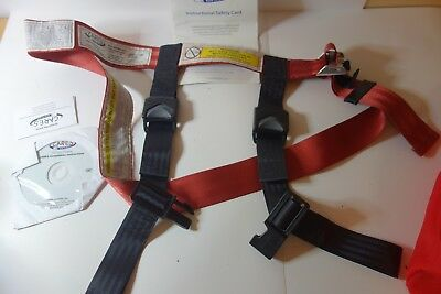 CARES Kids Fly Safe Child Airplane Safety Harness Restraint - Perfect Condition