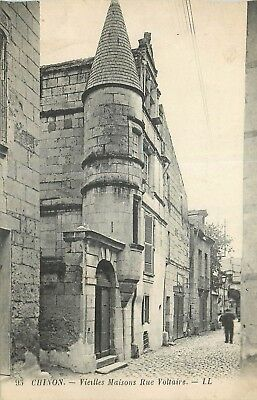 37 Chinon Vieilles Maisons Rue Voltaire Ll