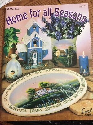 "Debbie Toews:  ""Home For All Seasons 6"", 2000 Still Brand New!"