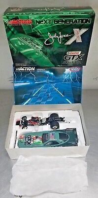 ACTION RACING Castrol GTX 2005 Mustang Funny Car AUTOGRAPHED John Force - MINT!