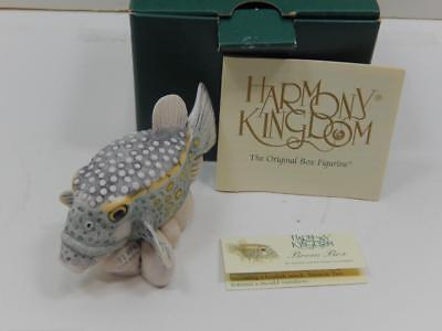 Harmony Kingdom Boom Box Treasure Jest Figurine
