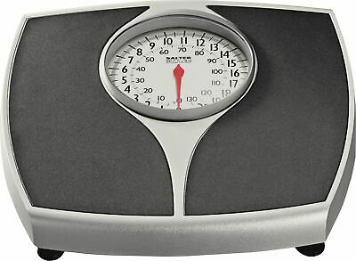Salter Clear View Mechanical Scales - Silver