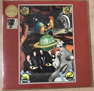 DURAN DURAN Budokan  LP lim. Edition 2018 Vinyl 3000 copies only RSD exclusiv