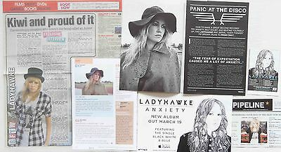 LADYHAWKE : CUTTINGS COLLECTION -interview-