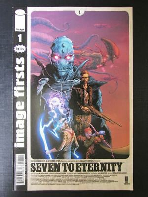 Image First: Seven to Eternity #1 - June 2018 - Image Comic # 14J53