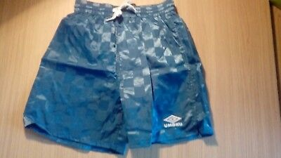 "Vintage Style Umbro Shorts Bnwt Will Fit 30"" Waist Bnwt"
