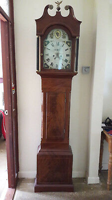Longcase / Grandfather Clock