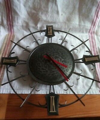 kienzle automatic wall clock for spares or repairs