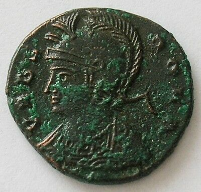 Ad 330-346 Constantine The Great Æ 3/4 Roma She-Wolf Suckling Romulus & Remus