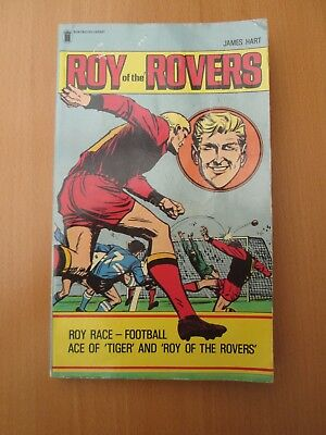 ROY OF THE ROVERS Story Book NEW ENGLISH LIBRARY 1977 Illustrated FIRST