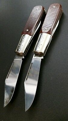 Vintage Imperial Knife/ Lot of 2 Imperial Barlow Pocket Knives/ USA Made