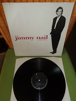 Jimmy Nail- Growing Up In Public- Vinyl LP- 1992- Germany
