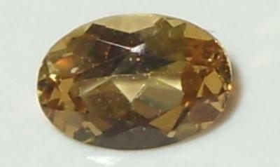 .99ct Valuable Natural Tanzania Gold Chrysoberyl Oval 7x5mm