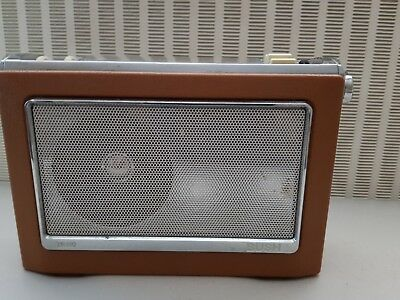 Bush Transistor Radio model TR130  MW & LW Working