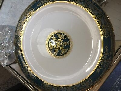 2 x Royal Doulton CARLYLE Dinner Plate 1st quality