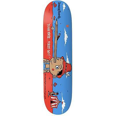 """Drawing Boards Conscience Pinocchio Skateboard Deck - 8.25"""""""