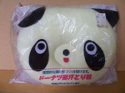 Lovely Panda Cot Pillow to prevent Flat Head Syndrome - New in Sealed Bag.