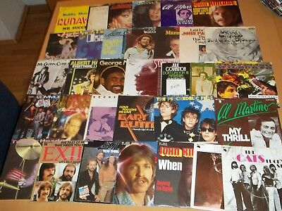100 x Vinyl s - International 60/70/80 mit Cover  VIII