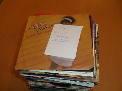 100 x Vinyl s - International 70/80 mit Cover XII