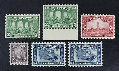 CKStamps: Canada Stamps Collection Scott#142-145 Mint NH OG