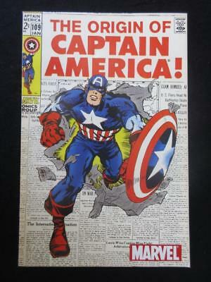 Captain America #109 MARVEL 2002 - NEAR MINT 9.0 NM - ORIGIN of Cap retold!!!!