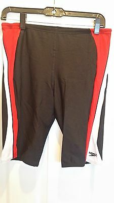 3f396ae7dc NEW MEN'S SPEEDO Jammer Black White And Red Size 32 - $19.99 | PicClick