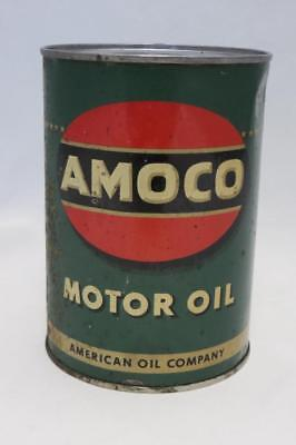 Vintage Amoco Motor Oil Can