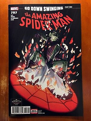 AMAZING SPIDER-MAN #797 ALEX ROSS COVER A 1st PRINT RED GOBLIN C1!