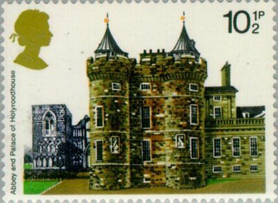 GREAT BRITAIN -1978- Holyroodhouse - Historic Buildings - MNH - Sc. #832