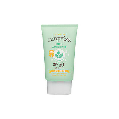 [Etude House] Sunprise Mild Watery Light 50g