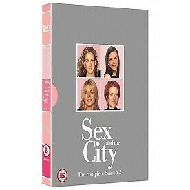 Sex and the City The Complete HBO Season 2 DVD