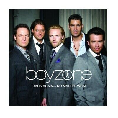 Boyzone / Back Again...No Matter What - The Greatest Hits CD
