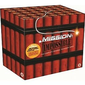 Mission Impossible - Complete TV Series DVD